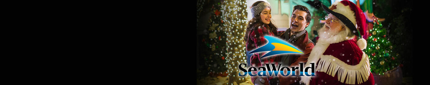 Experience Sea World's Christmas Celebration! Win your passes with John & Leslye at 7am & 8:30a.