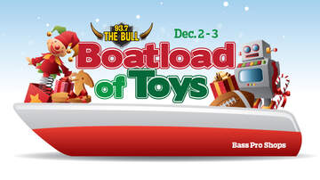 Santa Jam - 2017 Boatload of Toys For Youth In Need