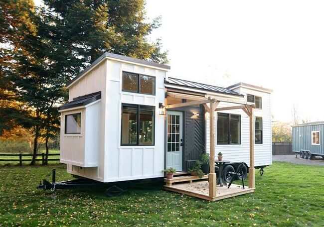 With A Quick Click Of Your Mouse And 36 000 4 500 In Shipping You Can Purchase Tiny House On