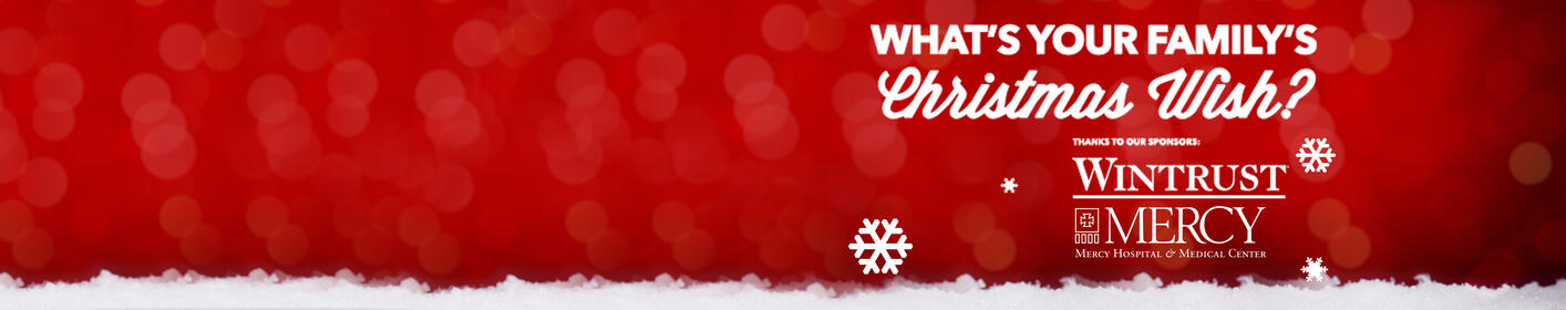 Click Here And Tell Us Your Holiday Wish
