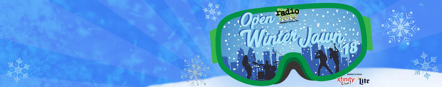 PHILLY BAND WANTED: Open The Main Stage At Winter Jawn - Submit Your Anti-Jingle Now!