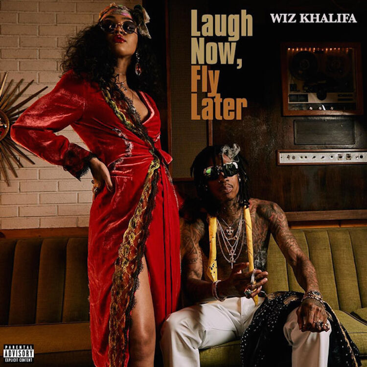 Wiz Khalifa - 'Laugh Now, Fly Later'