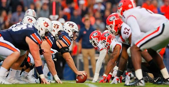 Deep South's Oldest Rivalry