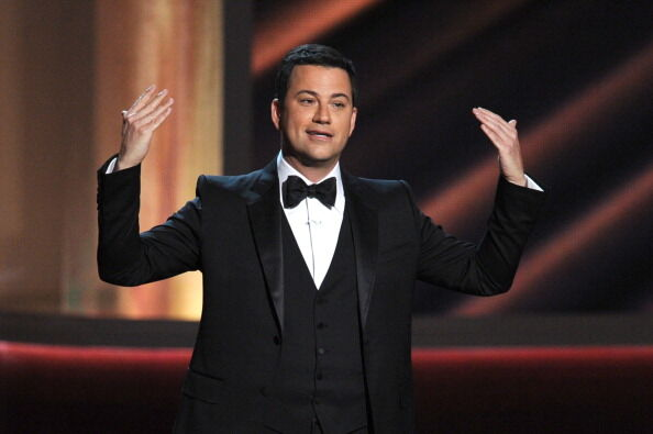 Jimmy Kimmel Getty Images