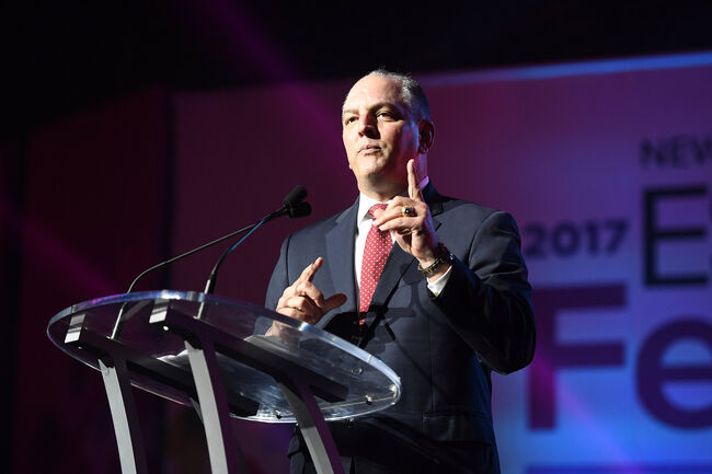 John Bel Edwards Getty Images