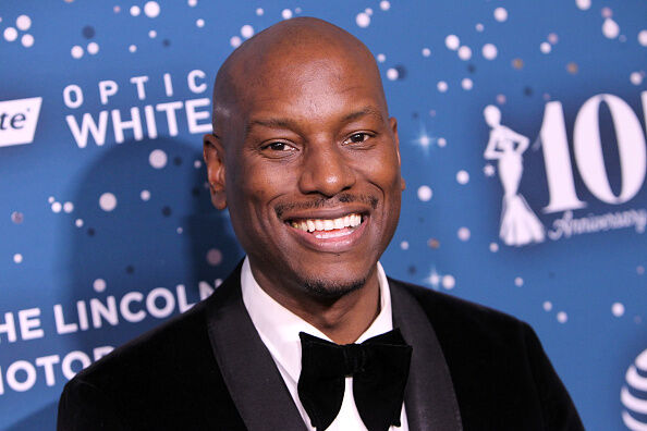 Tyrese - Getty Images