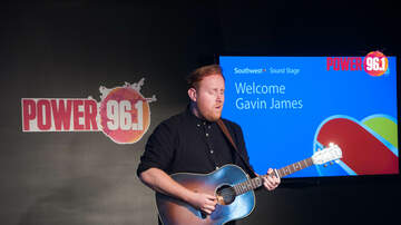 Power Performance  - Gavin James on the Southwest Soundstage