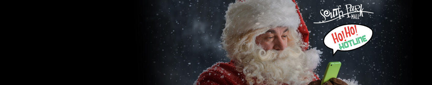Your child could get a call from Santa. Details here.