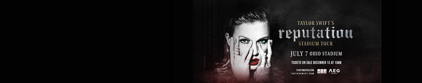 Taylor Swift Is Coming To Columbus!
