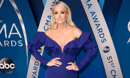 Music News - Carrie Underwood Hits Back At Producer Who Says Everyone Hates Her NFL Song