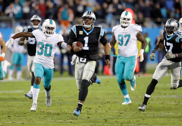Carolina Panthers vs. Miami Dolphins