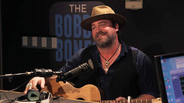 None - Lee Brice Performs Emotional Single 'Boy' On Bobby Bones Show