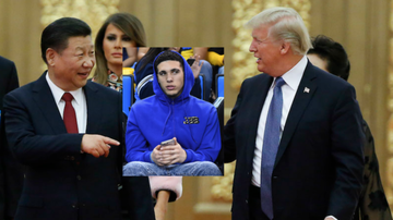 Local News - Trump Says He 'Should Have Left' UCLA Players in Jail