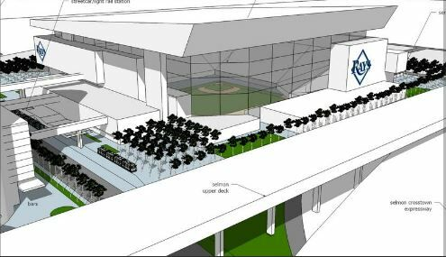 What The New Rays Stadium May Look Like | AM Tampa Bay ...