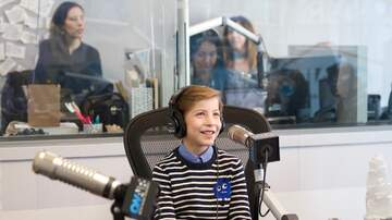 Interviews - Jacob Tremblay Dishes on 'Challenging' Role in Emotional Film 'Wonder'