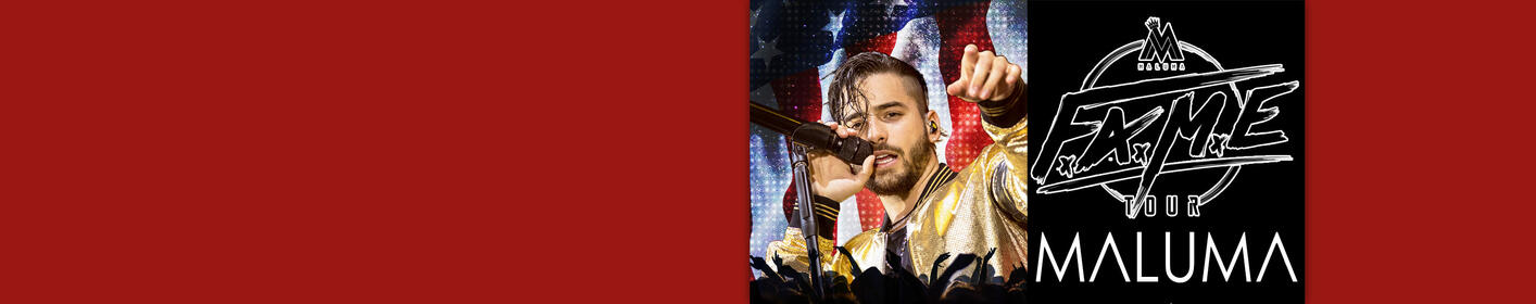 Win Tickets to See Maluma at The Forum!