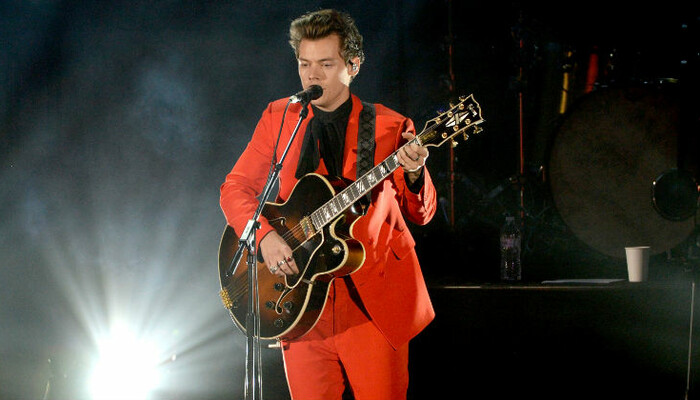 Harry Styles 'Could Play James Bond,' According To Bond Film Editor on Channel 933