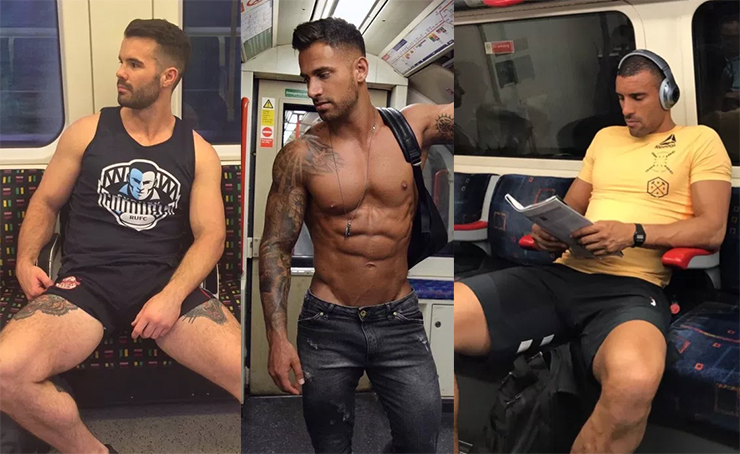 Hot male tube