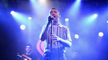 iHeartRadio Live - Sam Smith Brings The 'Thrill Of It All' To iHeartRadio Album Release Party