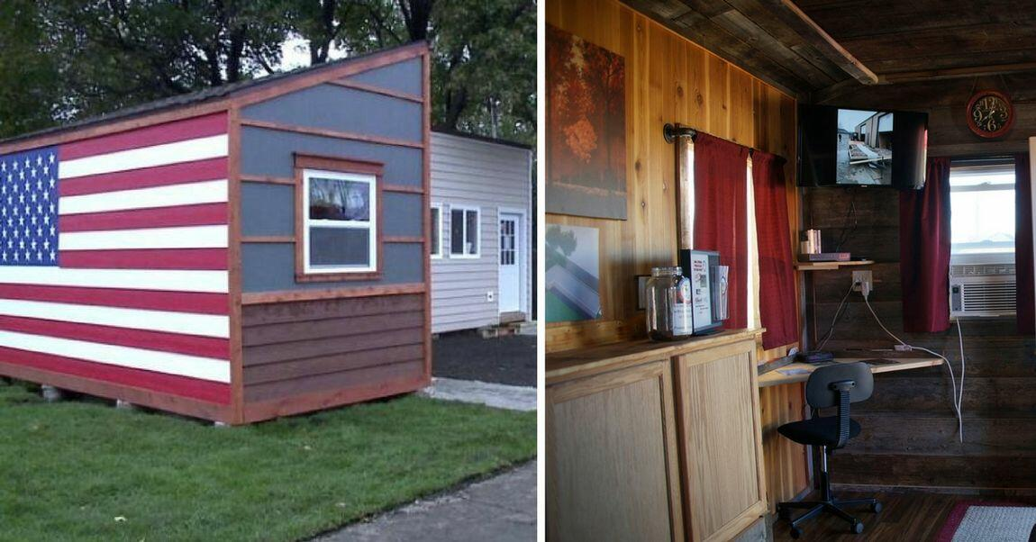 Kansas City Tiny Homes For Veterans