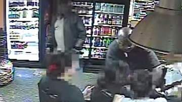 Moran - Ladies fight tooth and nail to stop a robber