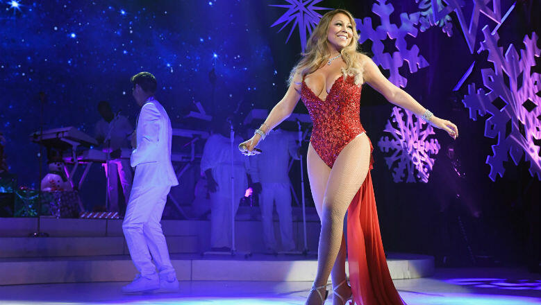 mariah carey cancels upcoming all i want for christmas is you tour dates iheartradio