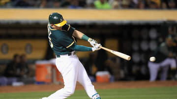 Seattle Mariners - Mariners acquire first baseman Ryon Healy from A's