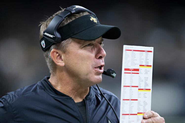 New Orleans Saints Sean Payton Getty Images