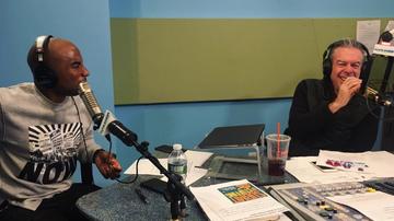 Elvis Duran - Charlamagne ThaGod Joins Elvis Duran To Talk Change 4 Change Radiothon