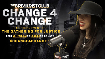 Change 4 Change - Gia Casey Clowns DJ Envy, Talks About Donating 12 Days Of Christmas