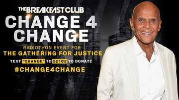 Change 4 Change - Harry Belafonte Speaks On Continuing The Path Of The Civil Rights Movement
