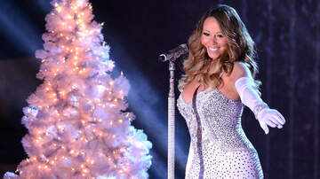 Entertainment - Mariah Carey Readies 25th Anniversary Reissue Of 'Merry Christmas' LP