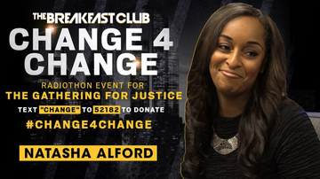 Change 4 Change - Natasha Alford Discusses The Police-Civilian Power Dynamic + More