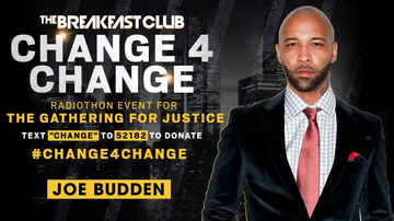 Change 4 Change - Joe Budden Phones In To Donate To The Cause