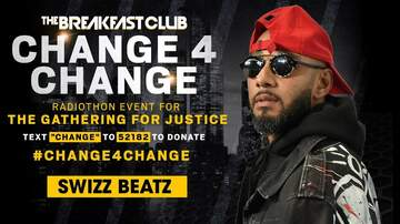 Change 4 Change - Swizz Beatz Donates To #Change4Change Right Before Harvard Graduation
