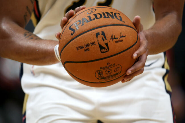 NBA Basketball Getty Images