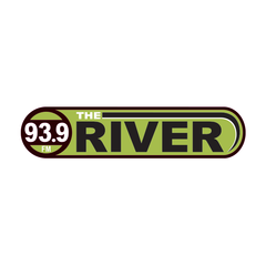 93.9 The River logo
