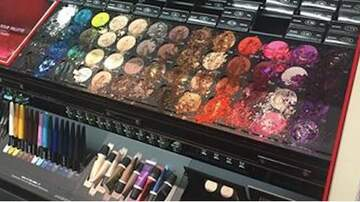 Melissa Sharpe - Robot Applies Your Makeup Perfectly!