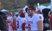 Jeremie Poplin - Baker Mayfield from Kansas