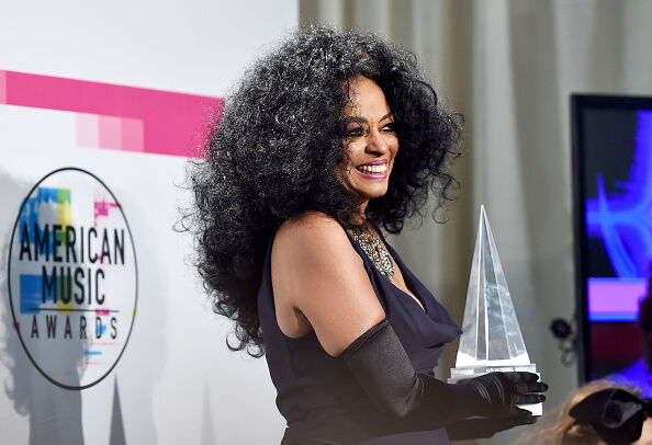 Diana Ross - Getty Images