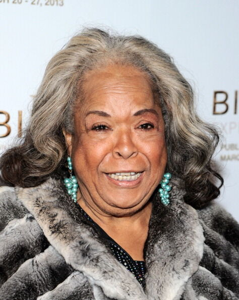 Della Reese - Getty Images