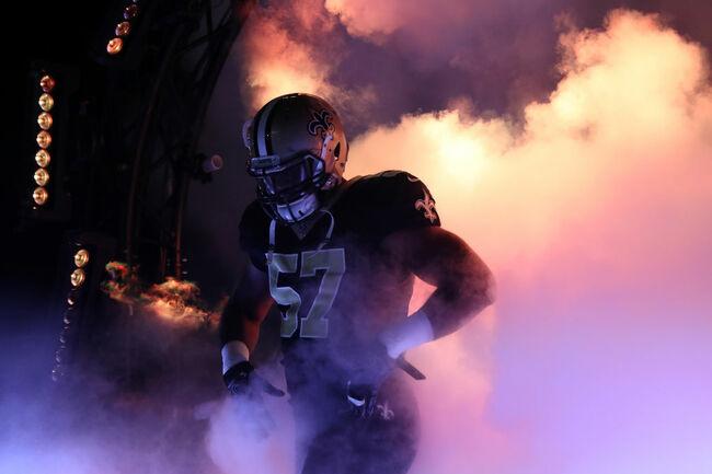 New Orleans Saints Alex Okafor Getty Images