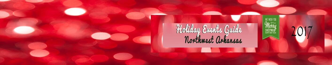 Click here to find out about great Holiday Events in Northwest Arkansas