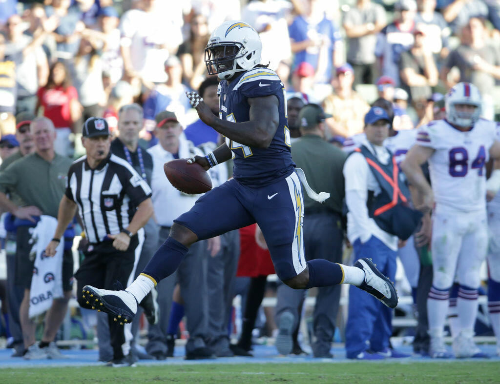 Melvin Ingram talks Chargers blowout Thanksgiving game