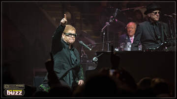 Concert Photos - Elton John at the Cross Insurance Arena