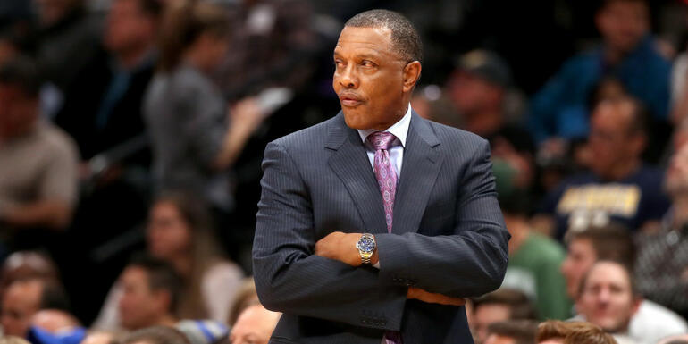 NBA Fines Alvin Gentry For Criticizing Officiating