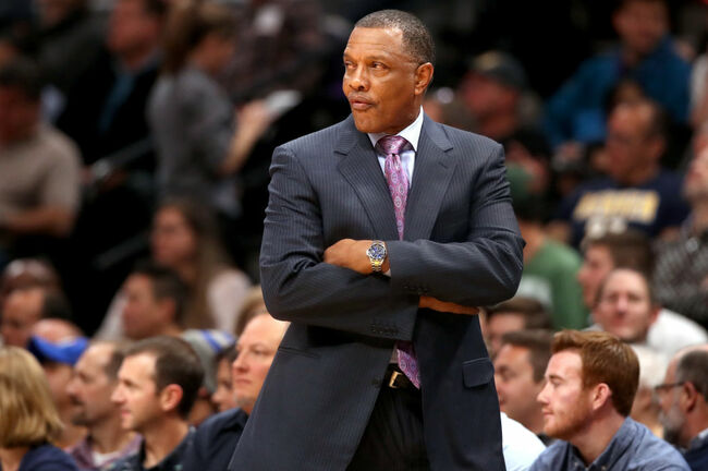 Pelicans Alvin Gentry Getty images