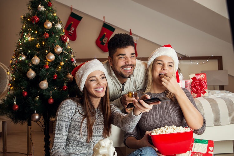 people in their 50s and over tend to like classic christmas movies while younger adults like a - Classic Christmas Movie