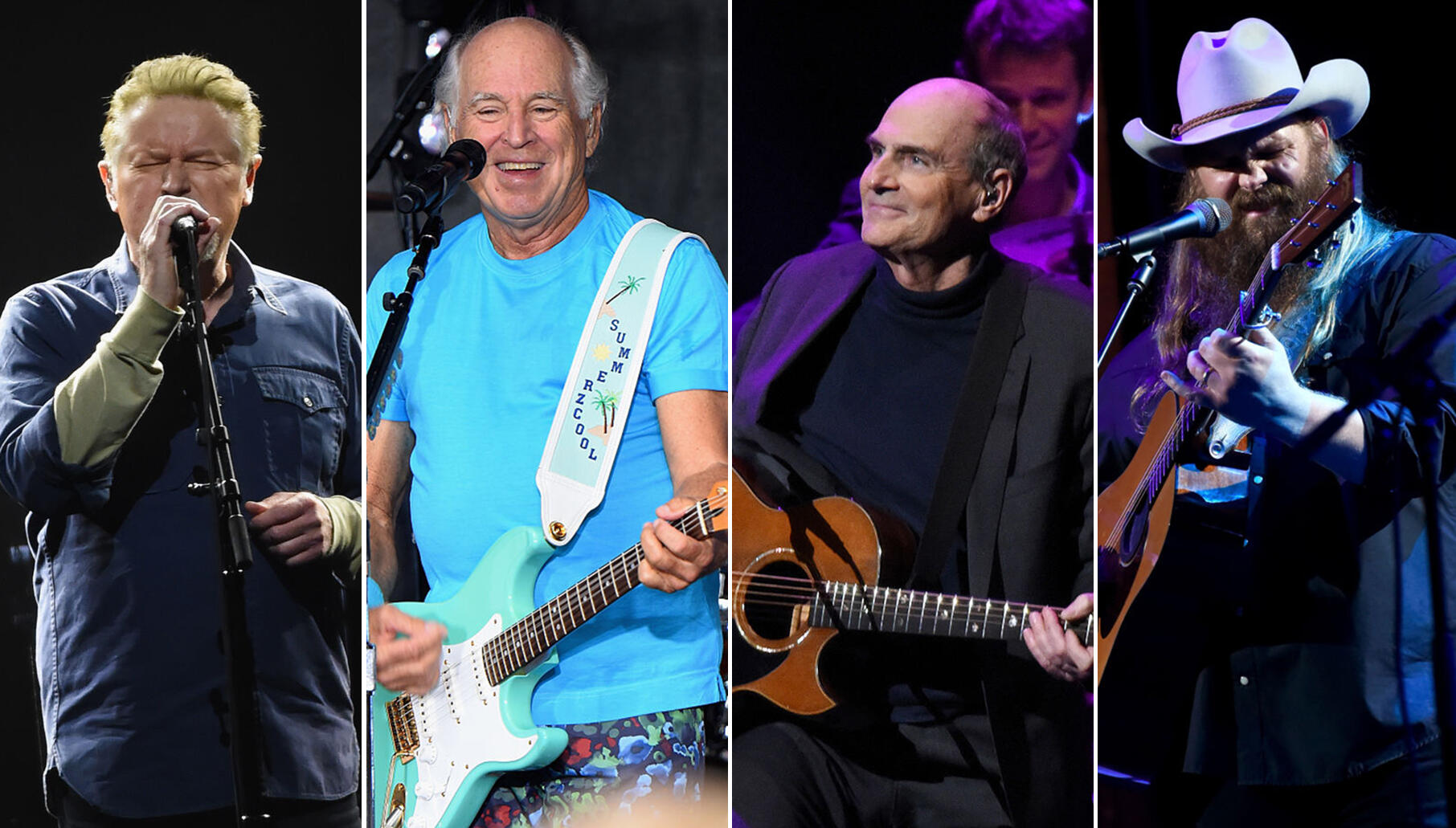 Eagles Announce Tour With Jimmy Buffett, James Taylor, Chris Stapleton