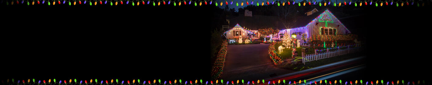 Got the best Christmas display in the neighborhood?  Prove it for a chance to win!